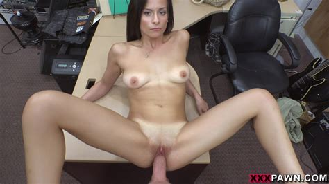 Fit And Young Model Xxx Pawn Alexis Deen Fucks On The