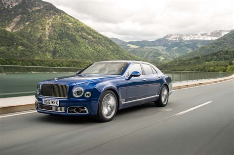 Bentley Mulsanne Photo by Report The Bentley Mulsanne Is Going Electric For China