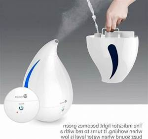Digital Ultrasonic Warm And Cool Mist Humidifier 1