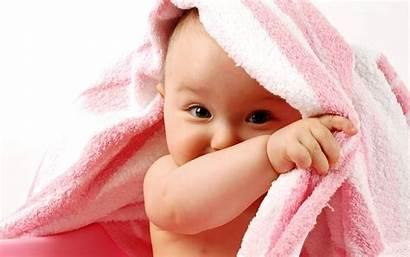 Towel Wallpapers Lucu Babies Achtergronden Mother Desktop