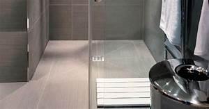 douche a l39italienne en carrelage With carrelage douche à l italienne