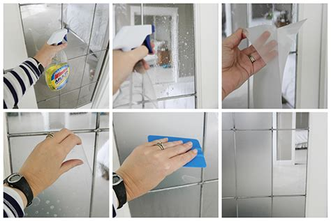 Diy Frosted Glass Window Tutorial  Dabbles & Babbles