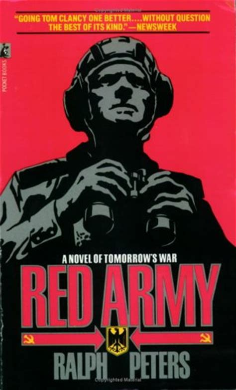 red army  ralph peters reviews discussion bookclubs lists