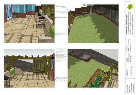 25 best images about sketchup on gardens