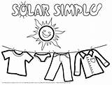 Energy Coloring Pages Monster Solar Colouring Drawings Types Sheets Clipart Getcolorings Clipartmag Simplu Getdrawings Printable Template sketch template