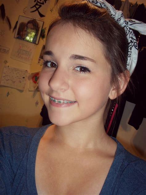Teen Braces Facial Cumshot Pictures