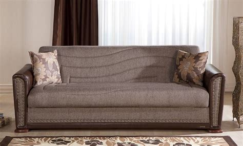 istikbal sleeper sofa istikbal alfa sleeper sofa redeyef brown alfa s s1087 at homelement