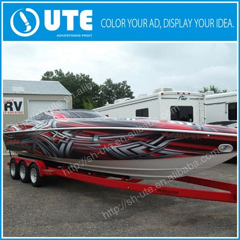 Boat Stickers by Customized Boat Wrap Buy Boat Wrap Customized Boat Wrap