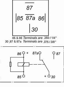 Rc700112rn Cole Hersee 12 Volt Dc Relays 70 Amp High