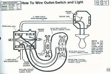 how to wire an electrical outlet under the kitchen sink how to wire outlet switch and light electricity