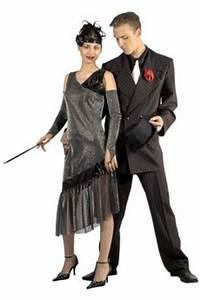 Déguisement Année 30 : colette et capone deguisement adulte en couple le ~ Melissatoandfro.com Idées de Décoration