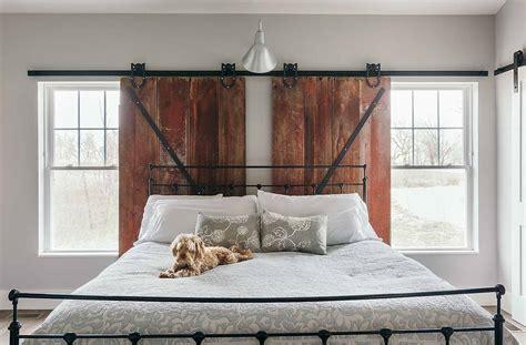 Barn Door Window by A Lifetime Of Barns Inspires A New Custom Home
