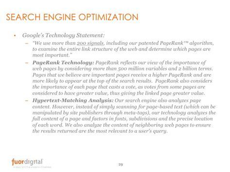 Search Engine Optimization Ranking - search engine marketing 101