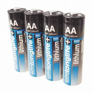 Lithium Aa Batterie : maplin extra long life 1 5v lithium aa battery 4 pack ebay ~ Orissabook.com Haus und Dekorationen