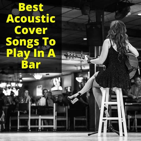 So far, all of the drum patterns you've looked at loop back to the beginning after four beats. Best Acoustic Cover Songs To Play In A Bar - Musicaroo
