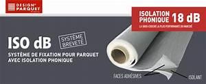 Isolation Phonique Parquet : sous couche pour parquet iso db avec isolation phonique ~ Premium-room.com Idées de Décoration