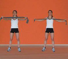 esercizi interno braccia gli esercizi per le braccia con elastico di giovanna lecis