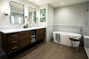 Photo page hgtv for Spa style bathroom vanity