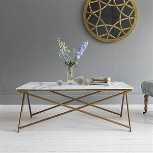 56 best images about marble coffee tables on pinterest With white coffee table with gold legs