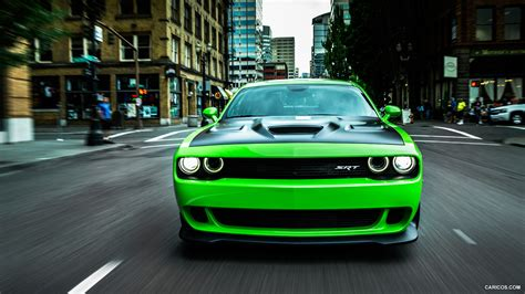 Dodge Challenger Srt Hellcat Wallpapers