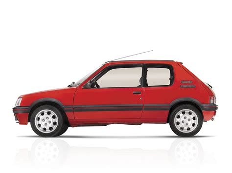 peugeot france automobile 1984 peugeot 205 gti car vehicle classic france 4000x3000