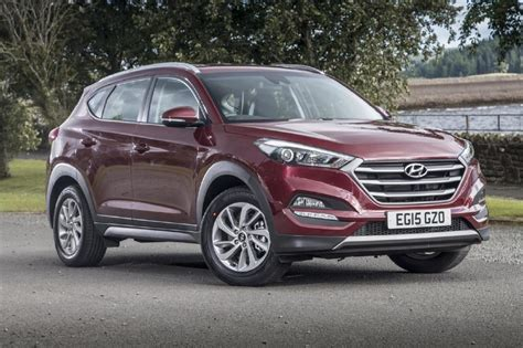 Hyundai Tucson Safety Rating by All New Tucson Achieves 5 Ncap Safety Rating