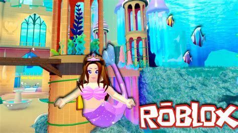 Roblox stylz salon game giving makeovers to fans titi games. Soy Sirena en Roblox - Rutina Escolar, Spa y Nuevo Trabajo - Titi Juegos - YouTube