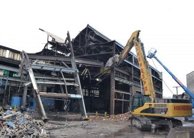 industrial demolition projects heneghan wrecking chicago