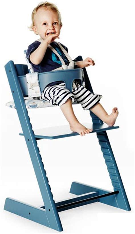 stokke tripp trapp high chair grey