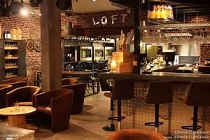 Bar Style Industriel : un bar vins d 39 inspiration loft industriel andernos les bains edwige clergeaud d corateur d ~ Teatrodelosmanantiales.com Idées de Décoration