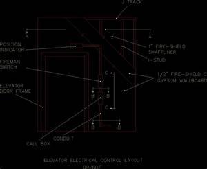 Owen Designs Elevator Dwg Detail For Autocad Designs Cad