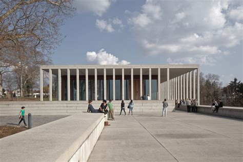 museum of modern literature david chipperfield architects archdaily