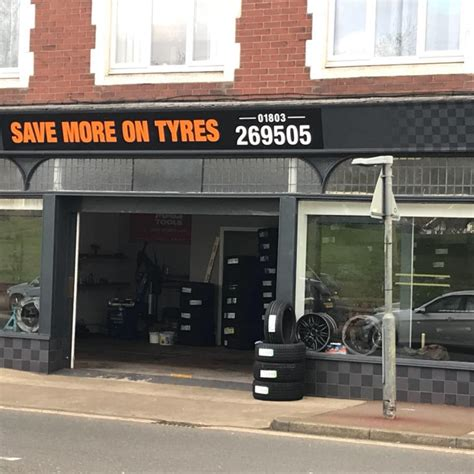 Save More On Tyres Paignton Tq3 2hb