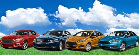 Ford 2016 Lineup by Ford Sedans Out By 2022 The Communicator