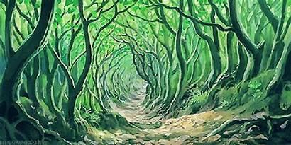 Totoro Neighbor Ghibli Miyazaki Hayao Studio Forest