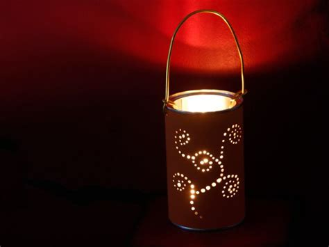 photophore avec boite de conserve trois cr 233 ations lumineuses pour 233 gayer les soir 233 es estivales maisonapart