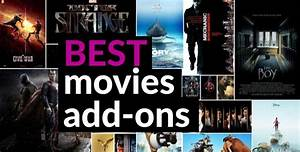 Best possible Kodi Upload-ons for Motion pictures ...