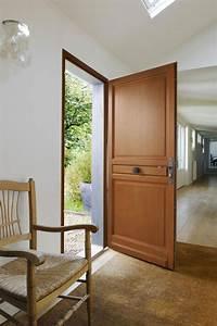 les portes dentree en bois With les portes d entrée