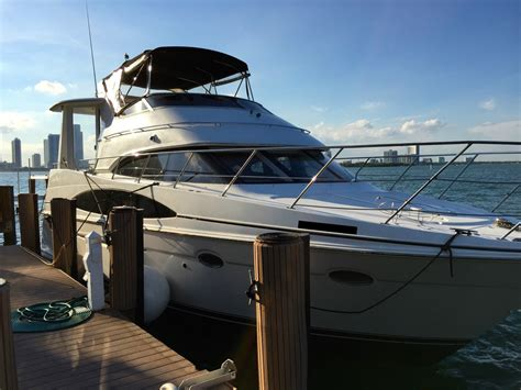 Carver Yacht Boats by Carver Boats 396 Motor Yacht 2001 For Sale For 110 000
