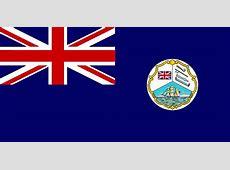 Belize Colonial Flags of British Honduras