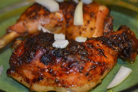 poulet brais 233 braised chicken cuisine africaine