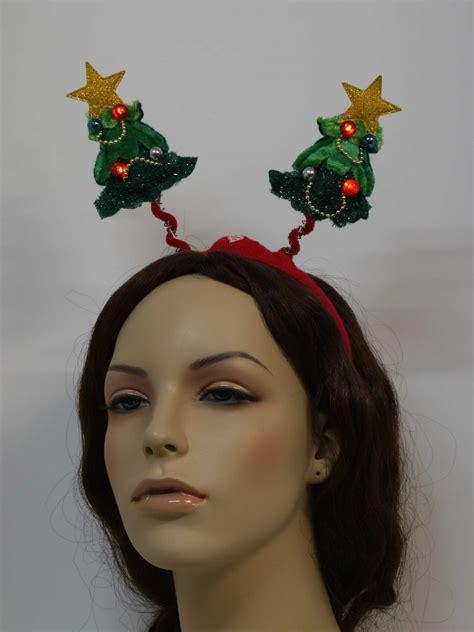 tree light up headband lightup