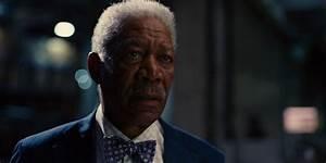 Can Batman V Superman Top The Dark Knight? Morgan Freeman ...