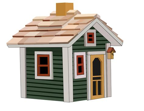 Clipartistnet » Clip Art » Little House Cottage Svg