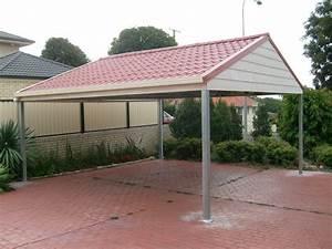 Metal Carport Roofing - Modern - melbourne - by Metile