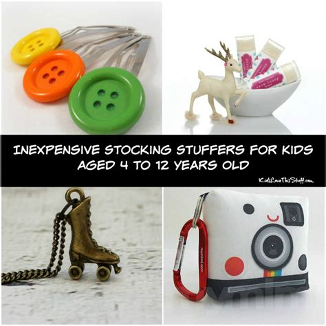 19 inexpensive stocking stuffers for kids aged 4 to 12
