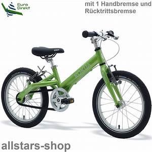 Fahrradständer 16 Zoll : kokua best of kinderfahrrad 16 zoll aluminium rahmen alu ~ Jslefanu.com Haus und Dekorationen