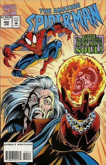 amazing spider man   jun  comic book  marvel