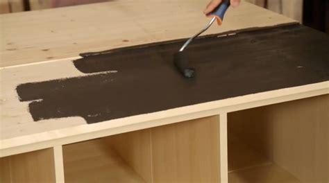 fabriquer un ilot central cuisine pas cher diy fabriquer un îlot de cuisine avec des meubles ikea