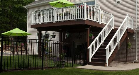 cost  add stairs   deck